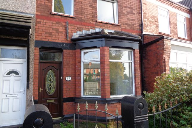 Thumbnail Terraced house to rent in Warrington Road, Abram, Wigan