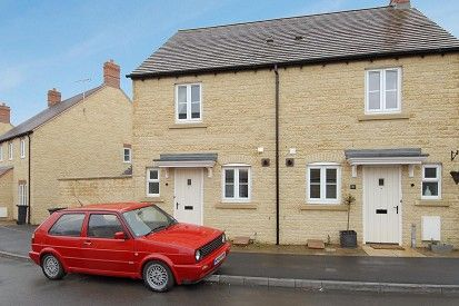 Thumbnail Semi-detached house to rent in Carterton, Tamarisk Crescent