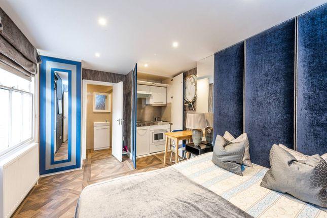 Studio to rent in Claverton Street, Pimlico, London SW1V