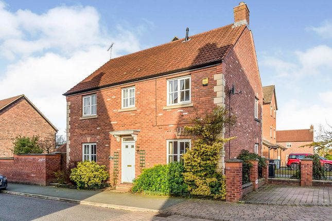 Thumbnail Detached house for sale in Pennymoor Drive, Middlewich, Cheshire