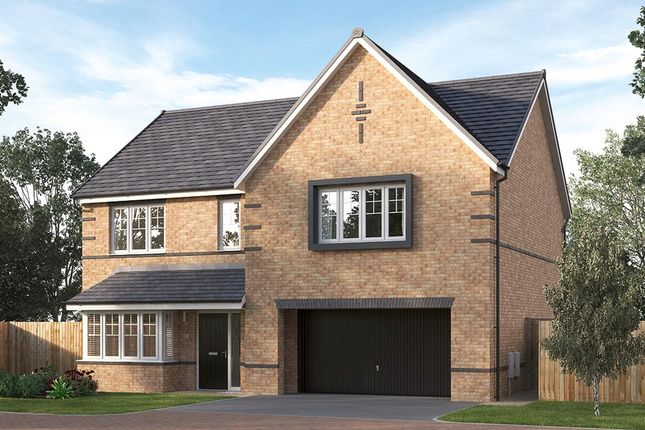 """Thumbnail Detached house for sale in """"The Chesham"""" at Leger Way, Intake, Doncaster"""