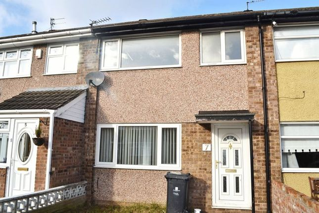 Thumbnail Terraced house to rent in Lydia Walk, Fazakerley, Liverpool