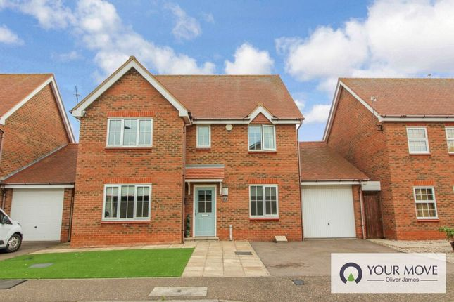 Thumbnail Detached house for sale in Carrel Road, Gorleston, Great Yarmouth