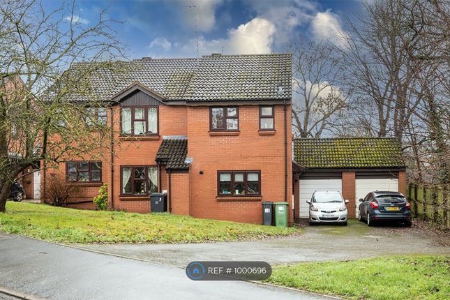 2 bed terraced house to rent in St. Ediths Green, Warwick CV34