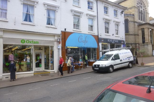 2 bed flat to rent in 46C Broad Street, Ross-On-Wye HR9