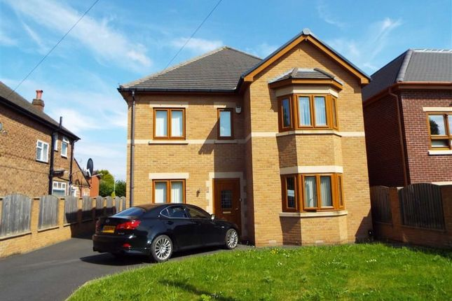 Thumbnail Detached house for sale in Withington Road, Chorlton Cum Hardy, Manchester