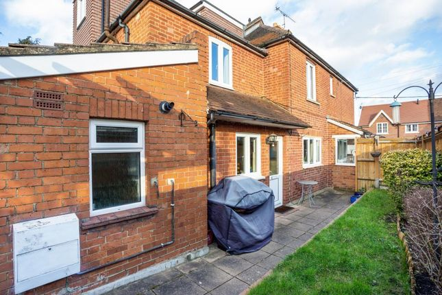 End terrace house for sale in Spring Gardens, South Ascot, Ascot