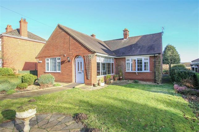 Thumbnail Bungalow for sale in Walesby Road, Market Rasen