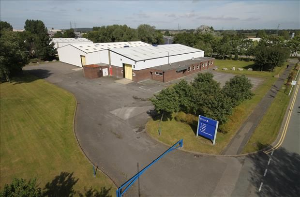 Light industrial to let in Unit 3, Zone Two, Drive A, Deeside Industrial Park, Deeside, Flintshire