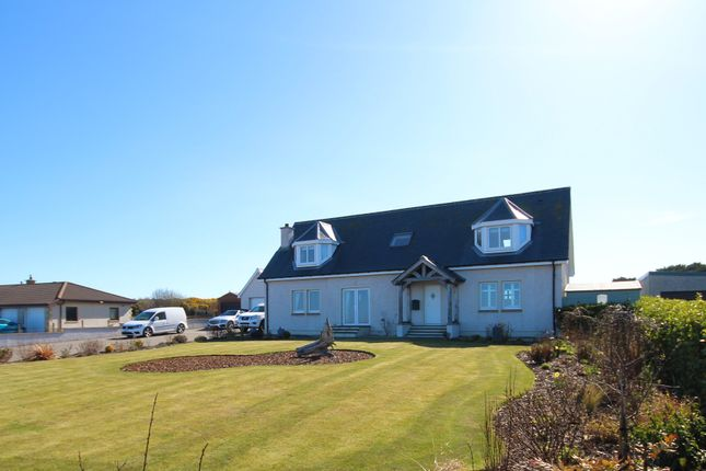 3 bed detached house for sale in Lindos, East Knowhead, Rathven, Buckie AB56