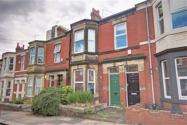Thumbnail 3 bedroom flat for sale in Wolseley Gardens, Jesmond Vale, Newcastle Upon Tyne