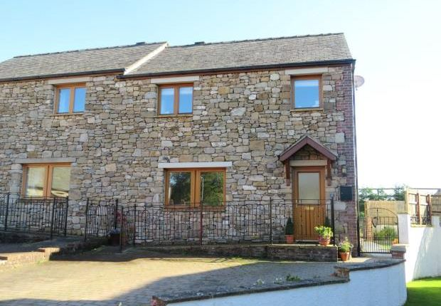 Thumbnail 3 bed semi-detached house for sale in Highcroft Close, Tallentire, Cockermouth