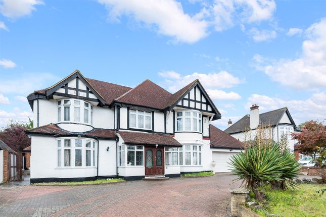 Thumbnail Detached house for sale in Sandy Lane, Cheam