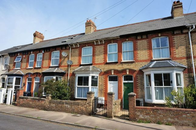 Thumbnail Terraced house for sale in Greenway Avenue, Taunton