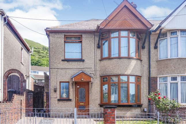 3 bed semi-detached house for sale in Bracken Road, Port Talbot SA13