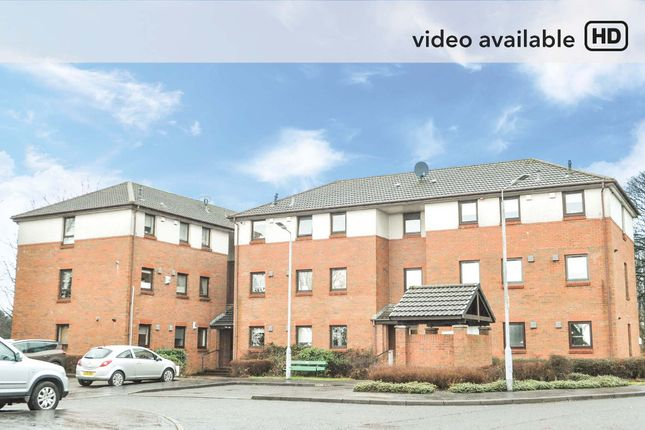 Thumbnail Flat for sale in Fairways View, Hardgate, Clydebank