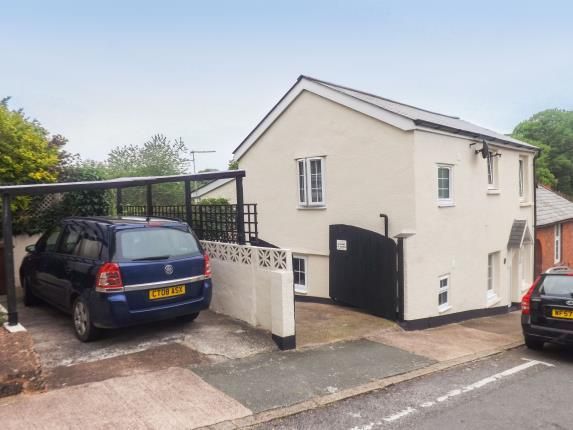 Thumbnail Semi-detached house for sale in Crediton, Devon