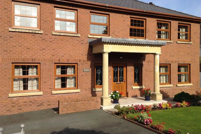 Thumbnail Detached house for sale in Adpar, Newcastle Emlyn