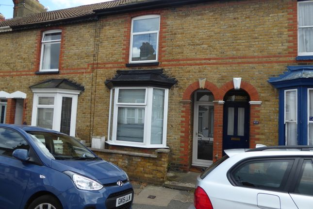 Thumbnail Terraced house to rent in Sydenham Street, Whitstable