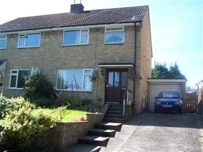 Thumbnail Semi-detached house to rent in Halves Lane, West Coker, Yeovil