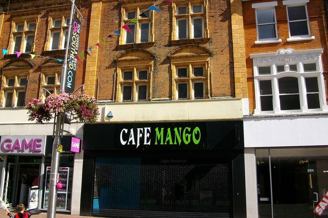 Thumbnail Restaurant/cafe to let in 118 High Street, Southend On Sea, Essex