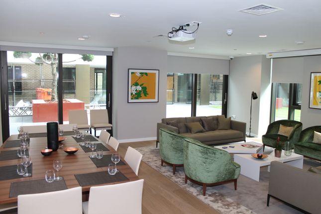 Communal Lounge of One The Elephant, St Gabriel Walk, Elephant & Castle SE1