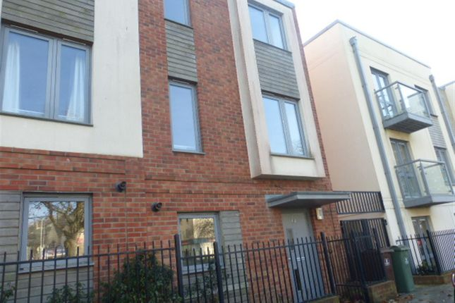 Thumbnail End terrace house for sale in Granby Way, Devonport, Plymouth