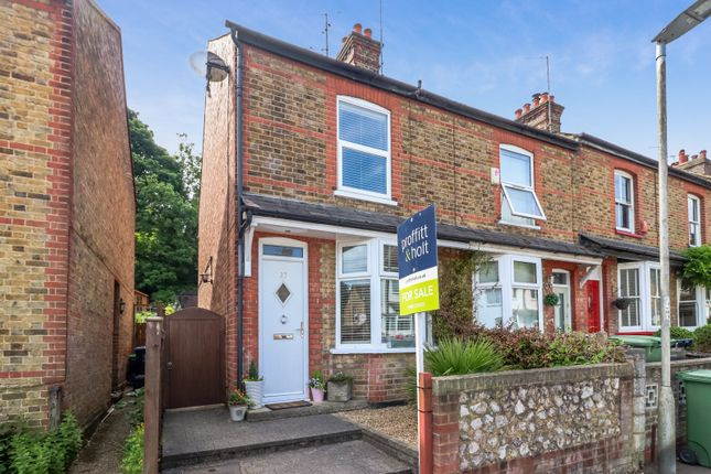 3 bed end terrace house for sale in Rucklers Lane, Kings Langley WD4