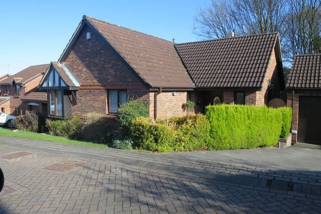 2 bed detached bungalow for sale in Ibbetson Court, Churwell, Leeds