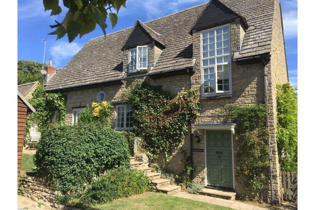 Thumbnail Detached house for sale in Church Street, Wadenhoe