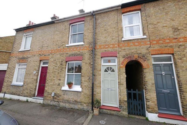 3 bed terraced house to rent in Molewood Road, Hertford SG14