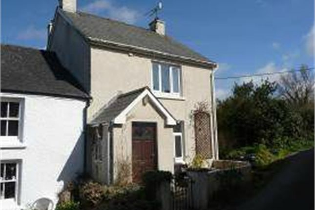 Thumbnail End terrace house for sale in 1 Tower Hill, Dinas Cross, Newport, Pembrokeshire