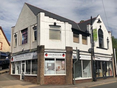 Thumbnail Commercial property for sale in High Street, Blackwood