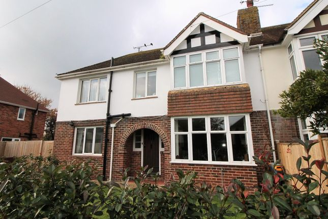Thumbnail Semi-detached house for sale in Pevensey Park Road, Westham