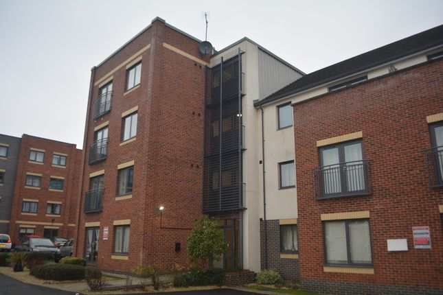 1 bed flat for sale in Cuthbert Cooper Place, Darnall, Sheffield
