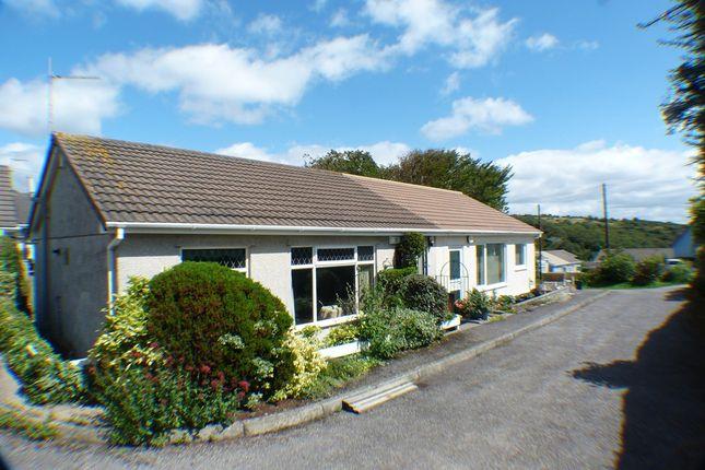 Thumbnail Semi-detached bungalow to rent in Berma Close, Mumbles