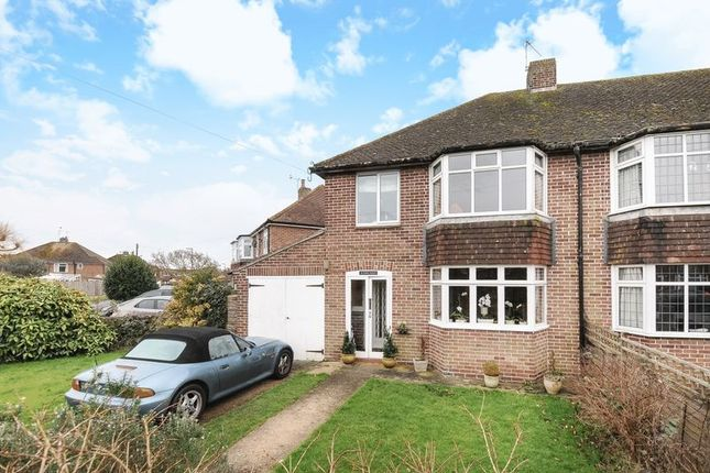 Semi Detached House For Sale In Park Road Yapton Arundel