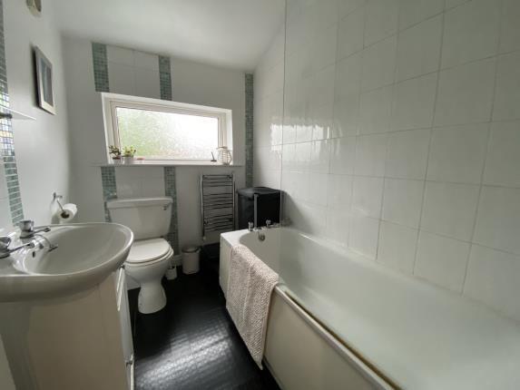 Bathroom of Wellington Street, Chorley, Lancashire PR7