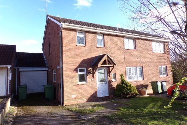 Thumbnail Property to rent in Tidbury Close, Walkwood, Redditch