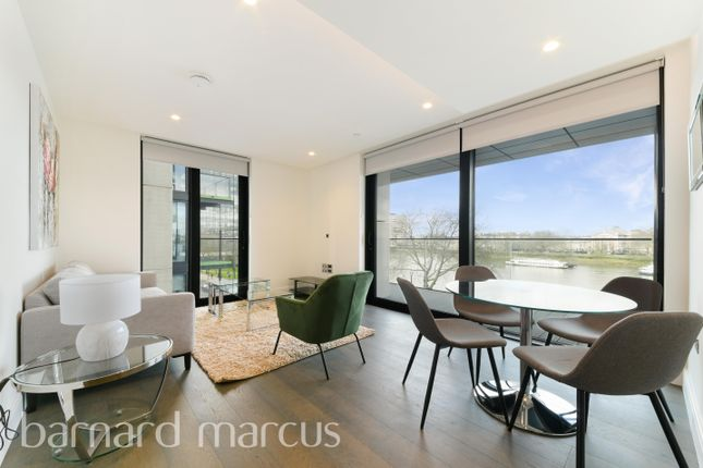 Thumbnail Flat to rent in The Dumont, Albert Embankment, South Bank