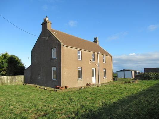 Thumbnail Detached house to rent in Erbitshall, Dunino, Fife