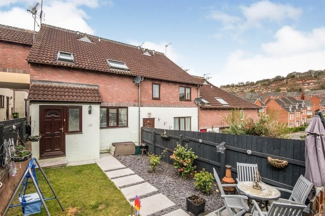 2 bed terraced house for sale in Holne Court, Kinnerton Way, Exeter EX4
