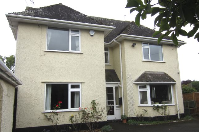Thumbnail Detached house to rent in Topsham Road, Countess Wear, Exeter