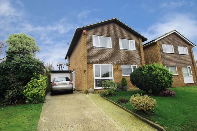 Thumbnail Detached house to rent in Lingfield Drive, Worth, Crawley