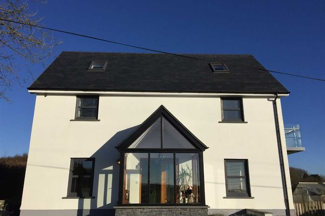 Thumbnail Detached house for sale in Greenfield, Mountain Road, Trimsaran, Llanelli