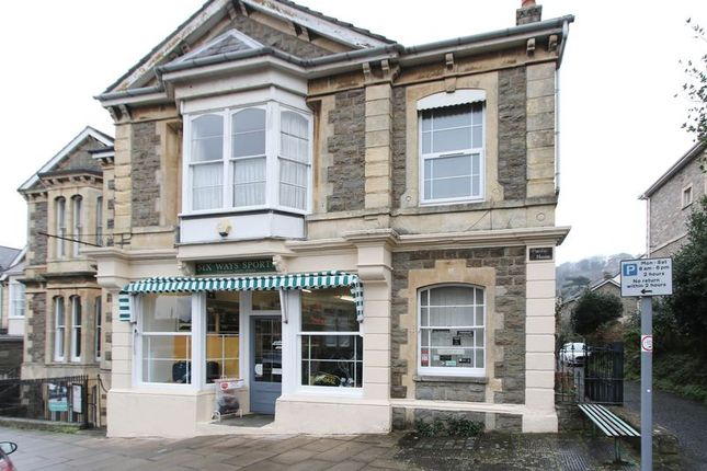 Thumbnail Retail premises for sale in Alexandra Road, Clevedon