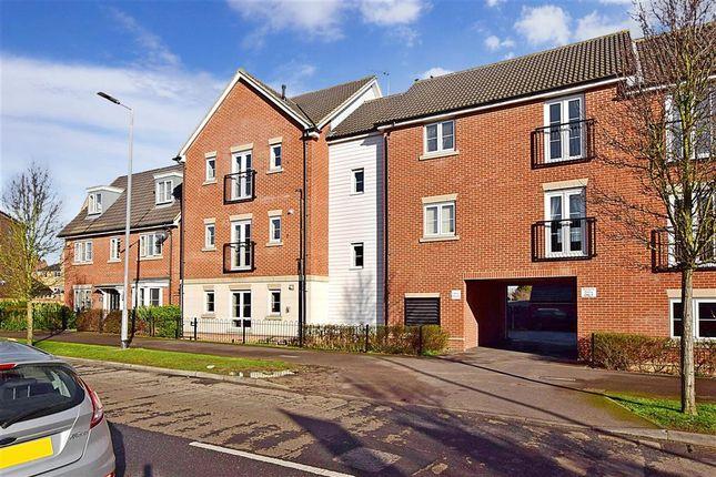 Thumbnail Flat for sale in School Avenue, Basildon, Essex