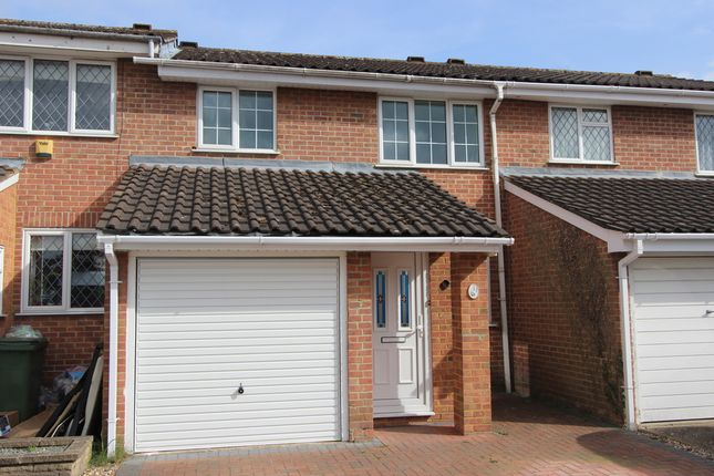 Thumbnail Terraced house to rent in Melville Close, Uxbridge