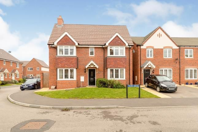 Thumbnail Detached house for sale in Yeats Drive, Warwick, Warwickshire