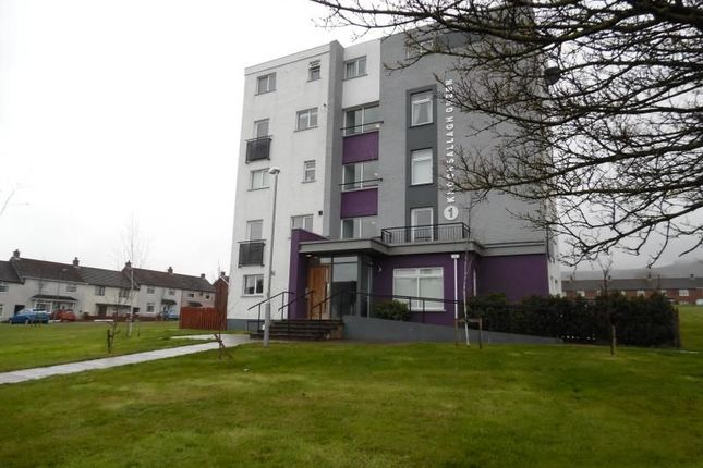 Thumbnail Flat to rent in Knocksallagh Green, Greenisland, Carrickfergus